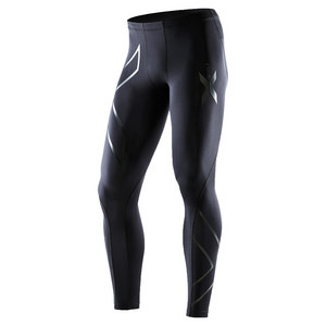 Men`s Recovery Compression Tights Black