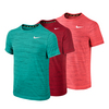 NIKE Boys` Dri-Fit Touch Short Sleeve Top