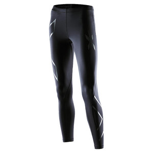 2XU WOMENS RECOVERY COMPRESSION TIGHT BLACK