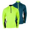 FILA Men`s Suit Up Half Zip Tennis Jacket