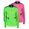 FILA Women`s Glow Half Zip Tennis Jacket