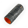 Textured Foam Roller 096_GRAY/BLACK