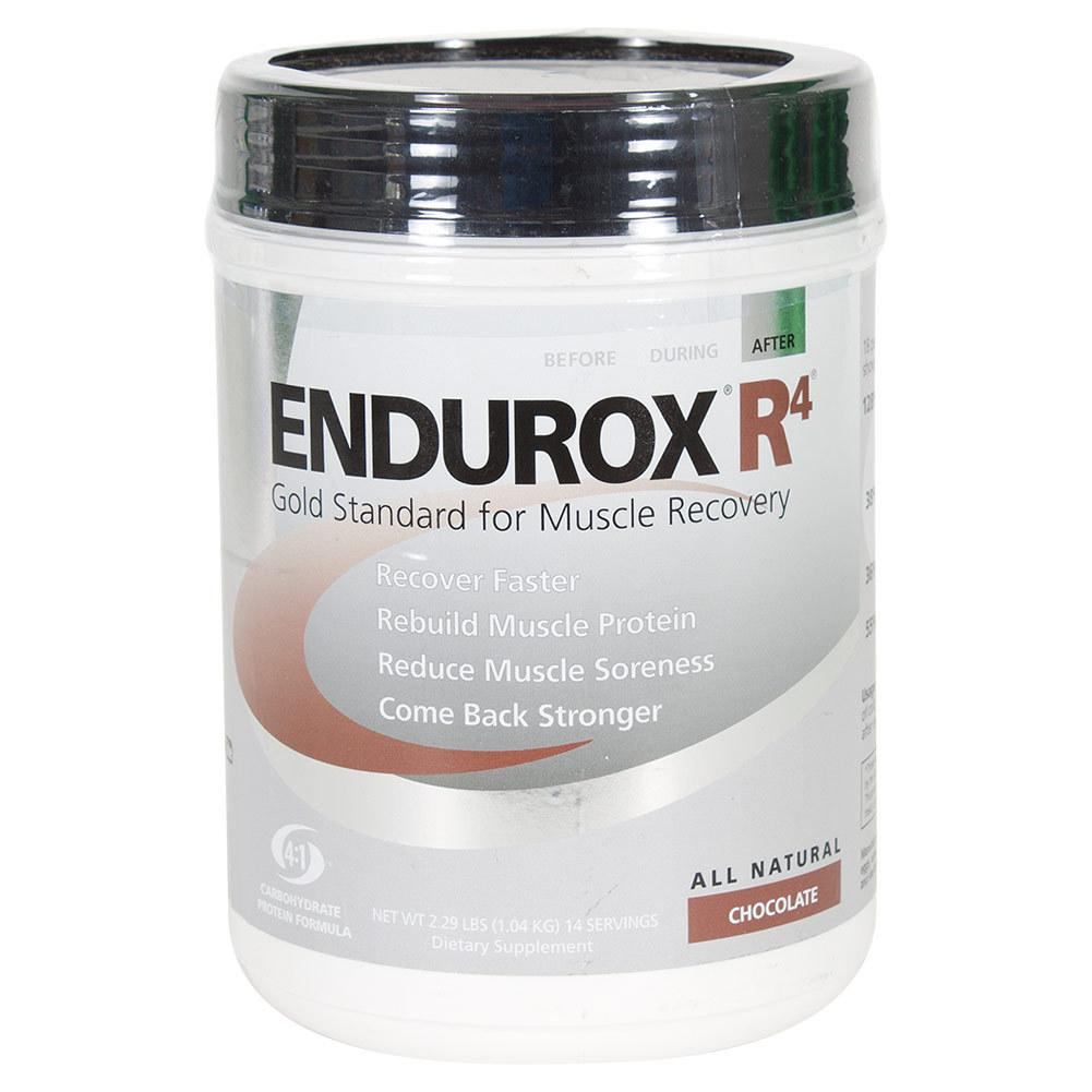 Endurox R4 All Natural Muscle Recovery Drink 14 Serve