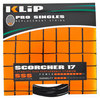KLIP Scorcher Pro Single 17G Tennis String Black