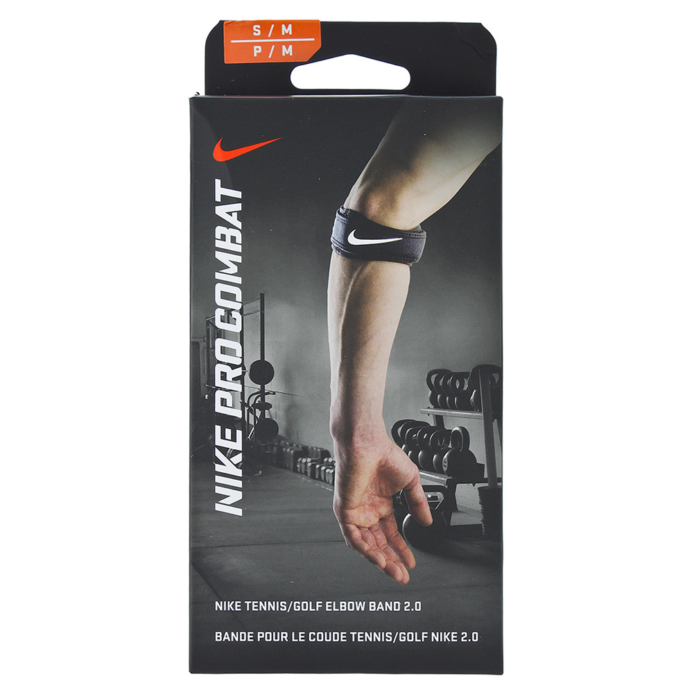Pro Combat Tennis Elbow Band 2.0 Black