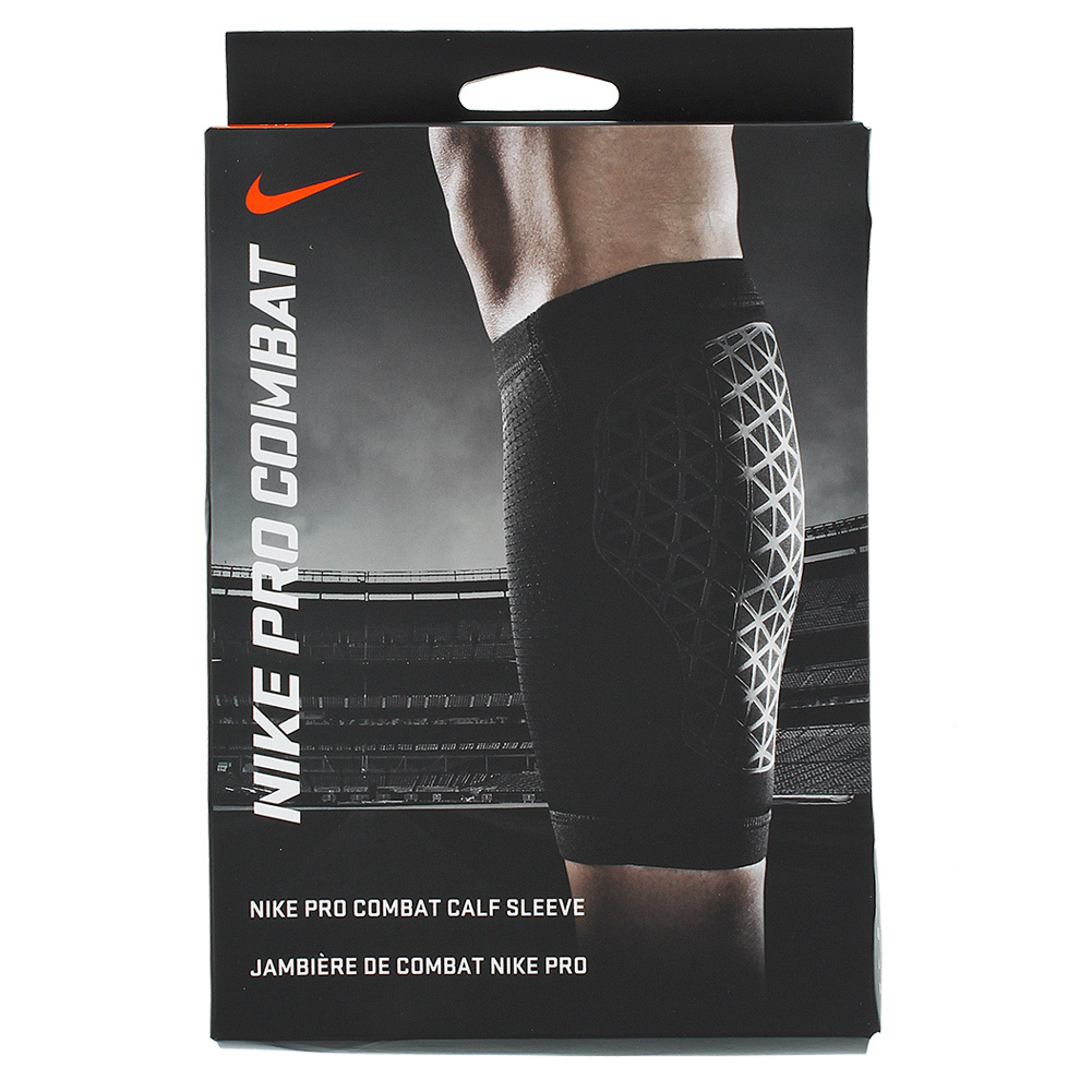 Pro Combat Hyperstrong Calf Sleeve Black