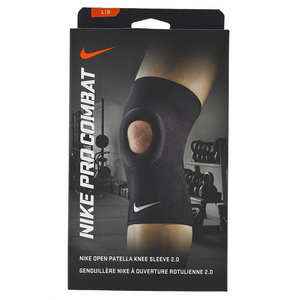 Open-Patella Knee Sleeve 2.0 Black