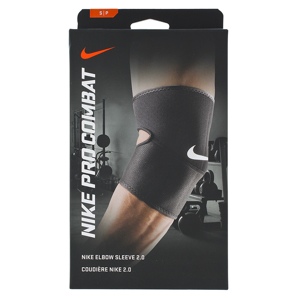 Nike S Pro Combat Elbow Sleeve 2 0