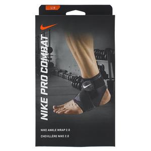 Pro Combat Ankle Wrap 2.0 Black