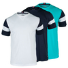 FILA Men`s Heritage Body Mapped Tennis Crew