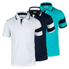 FILA Men`s Heritage Tennis Polo