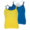 FILA Girls` Spirit Double Layer Tennis Tank