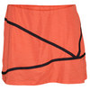 Women`s Get Going 12 Inch Tennis Skort Coral by ELEVEN