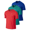 NIKE Men`s Dri-Fit Cool Miler Short Sleeve Top