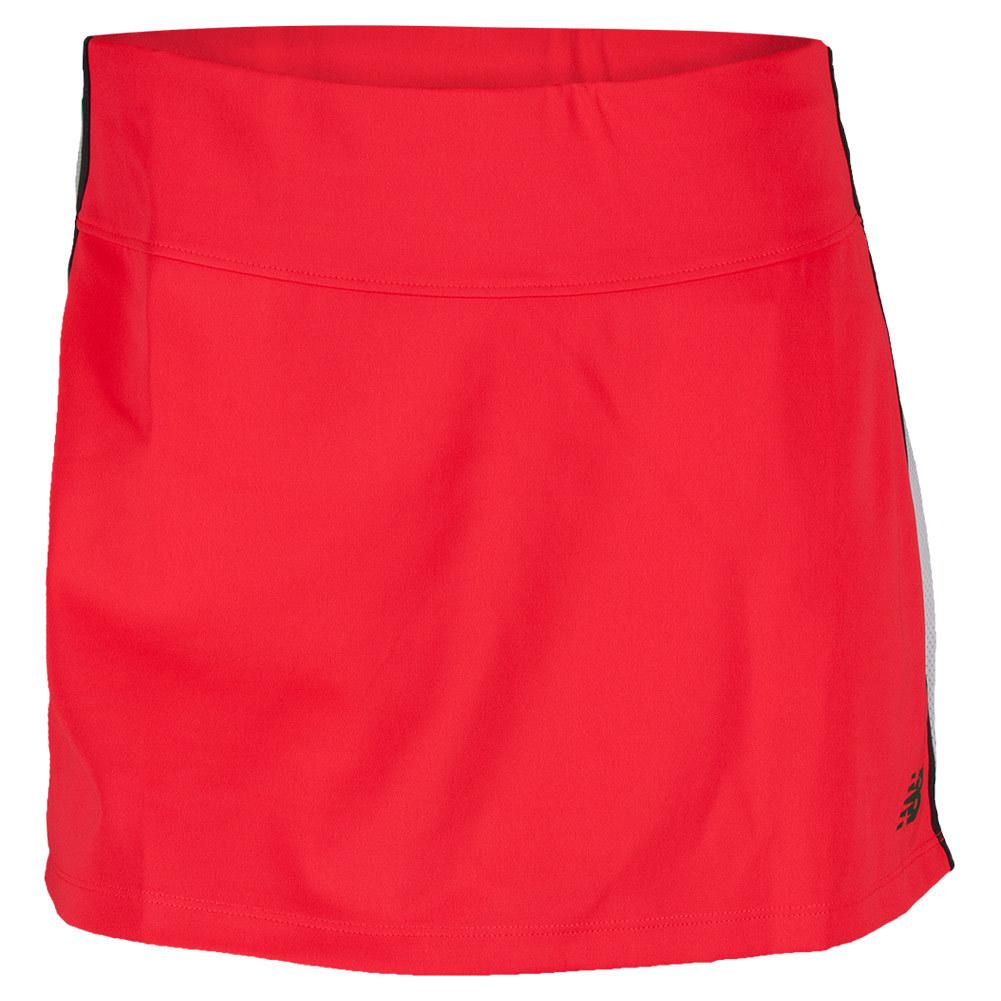 Women's Challenger Tennis Skort Bright Cherry