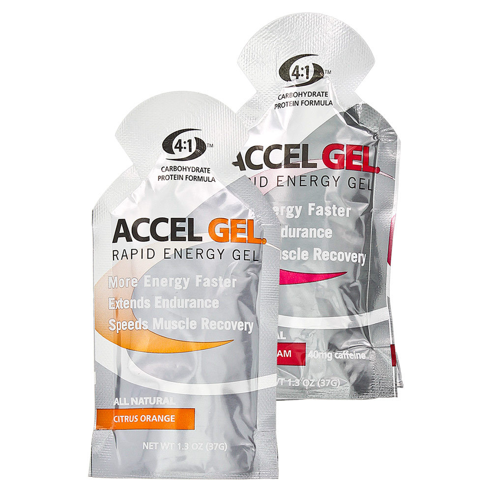 Accel Gel All Natural Rapid Energy Gel