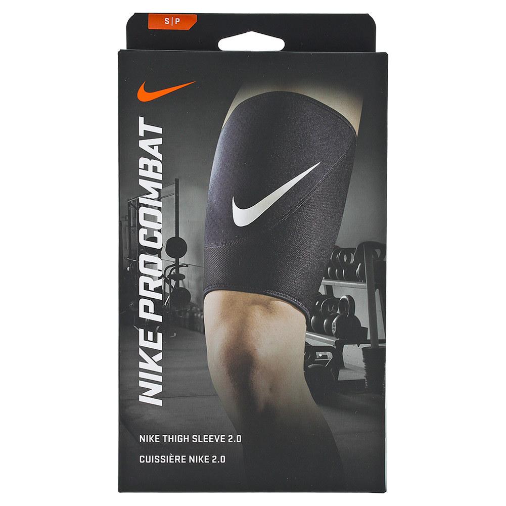 Pro Combat Thigh Sleeve 2.0 Black