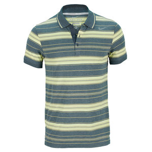 NIKE MENS VAPOR TOUCH STRIPE TENNIS POLO