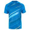 Men`s Cardiff Blur Stripe Tennis Crew by WILSON