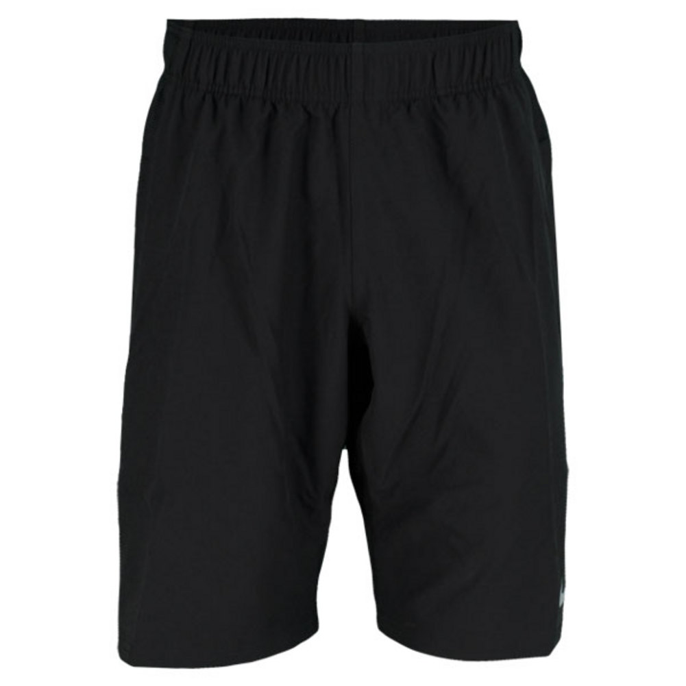 Men`s Gladiator 10 Inch SW Tennis Short The Nike Mens Gladiator 10 SW Tennis Short offers a lightweight DriFIT stretch woven fabric with DriFIT mesh inset side panels for comfort and mobility These stylish tennis shorts with contrast elastic detail at back waist keep you cool and dry at all tim