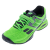BABOLAT Men`s Propulse BPM Tennis Shoes Bk/Lime
