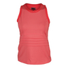 BOLLE Women`s Special Effects Tennis Tank Peach