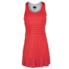 BOLLE Women`s Special Effects Tennis Dress Cantaloupe