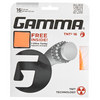 GAMMA TNT2 With Grip Tennis String Orange