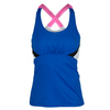 Women`s Tennis Cami Sapphire by LUCKY IN LOVE