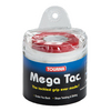 TOURNA Mega Tac 30 Pack Tennis Grip White