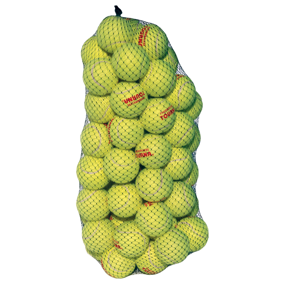 Pressureless Tennis Balls 60 Count