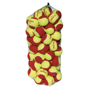 TOURNA STAGE 3 TENNIS BALLS 60 COUNT