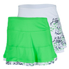 BOLLE Women`s Green with Envy 14 Inch Tennis Skort