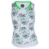 BOLLE Women`s Green with Envy Tennis Tank Print