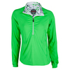 BOLLE Women`s Green with Envy Tennis Jacket Kiwi