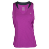Women`s Love Tennis Tank Vivid Viola by ELEVEN