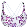 ELEVEN Women`s Perfect Set Tennis Bra Fleur de Monde