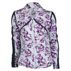 ELEVEN Women`s Crossover Tennis Jacket Fleur de Monde