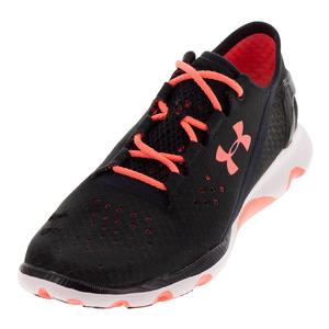 Women`s SpeedForm Apollo Running Shoes Black and Pink