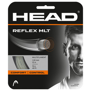 Reflex MLT Tennis String Natural