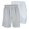 WILSON Men`s Stretch Woven Pocket 8 Inch Tennis Short