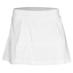 Women`s All Premium Tennis Skort White