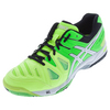 ASICS Men`s Gel-Game 5 Tennis Shoes Flash Yellow and Flash Green