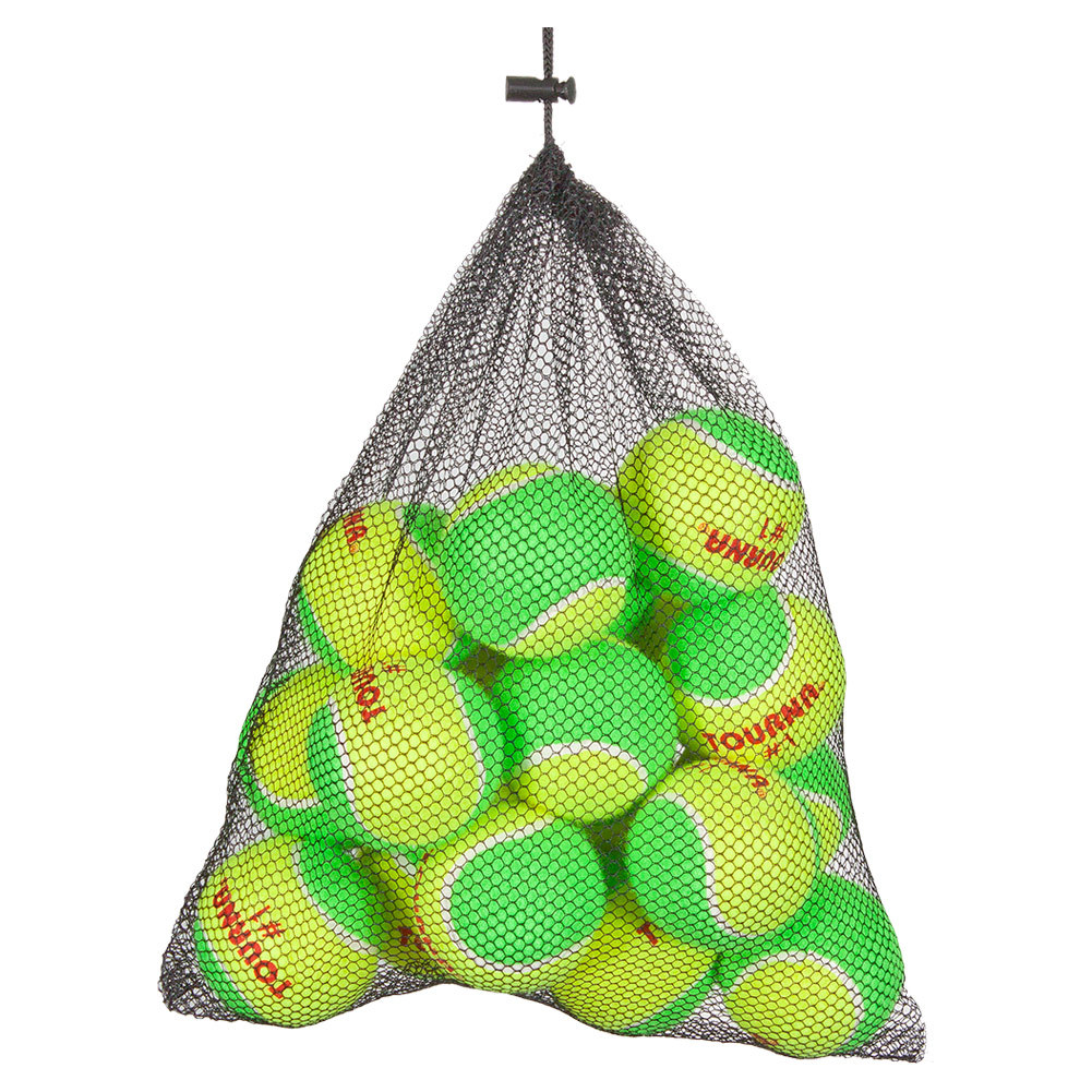 Stage 1 Tennis Balls Mesh Bag 18 Count