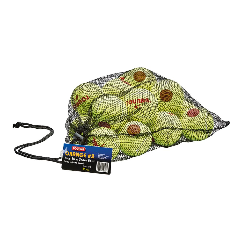 Stage 2 Tennis Balls Mesh Bag 18 Count