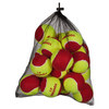 TOURNA Stage 3 Tennis Balls Mesh Bag 18 Count