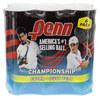 PENN Champ Extra Duty Felt 6 Pack Tennis Balls