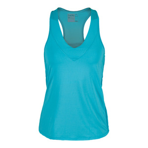Women`s V-Neck Tennis Tank