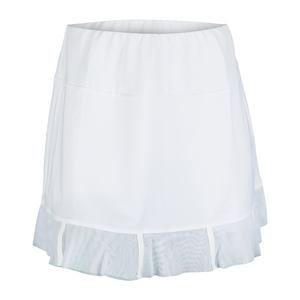 Women`s Mariela 14.5 Inch Tennis Skort White