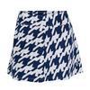 JOFIT Women`s Cosmopolitan Swing Tennis Skort Blue Houndstooth